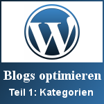 Blogs optimieren: Kategorien