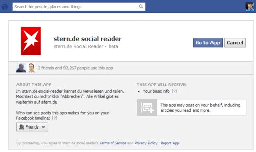 Stern Social Media Fail
